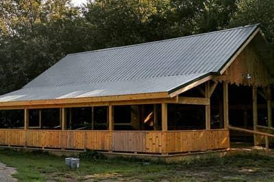 wooden-shelter