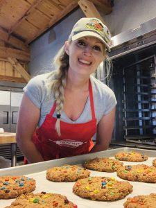 andrea monster cookies